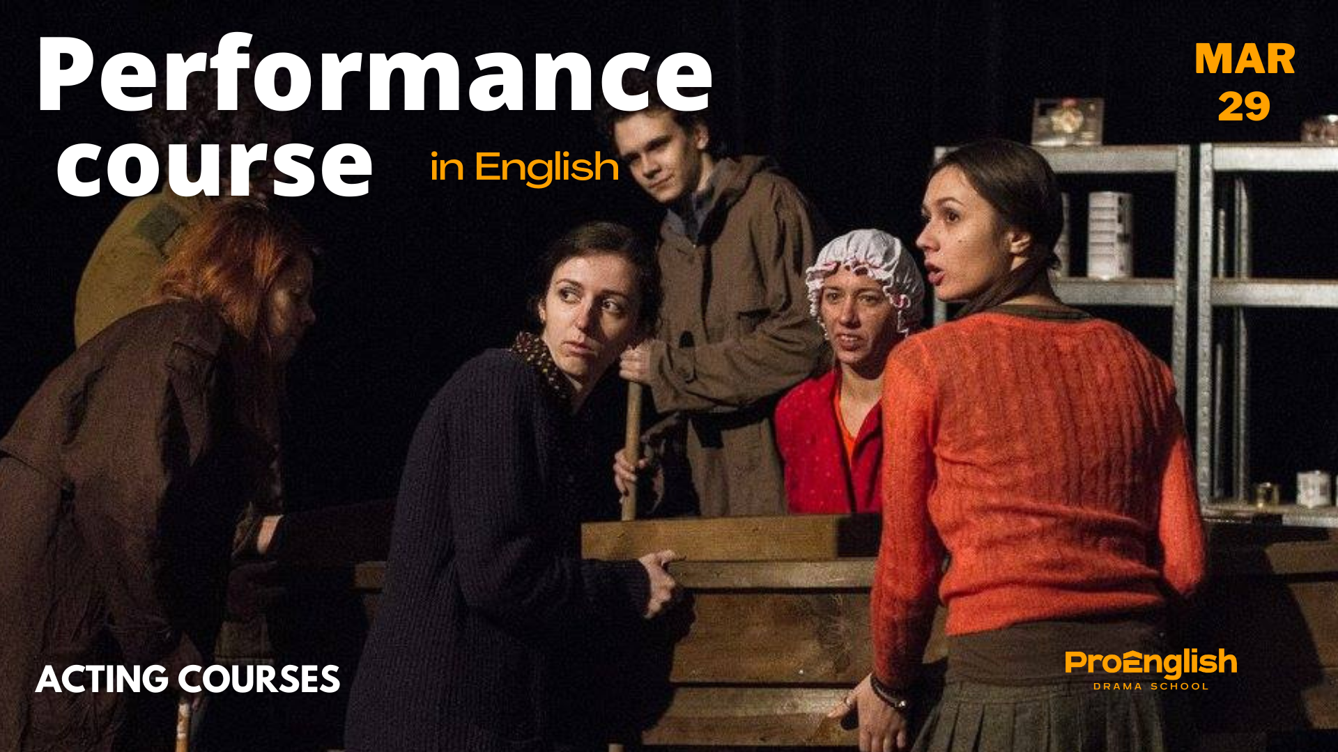 news - 29.03.2021 – Performance Course