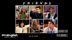 news - Friends Scenes graduation show