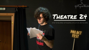 news - Theatre 24. Writing and Staging a Play in 48 Hours